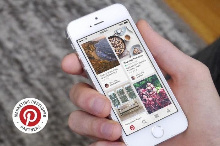 Pinterest MDP e la pubblicità